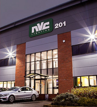NVC Lighting levererer belysningprodukter til AO's sortiment