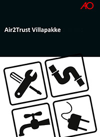 Air2Trust Ventilation Villapakker