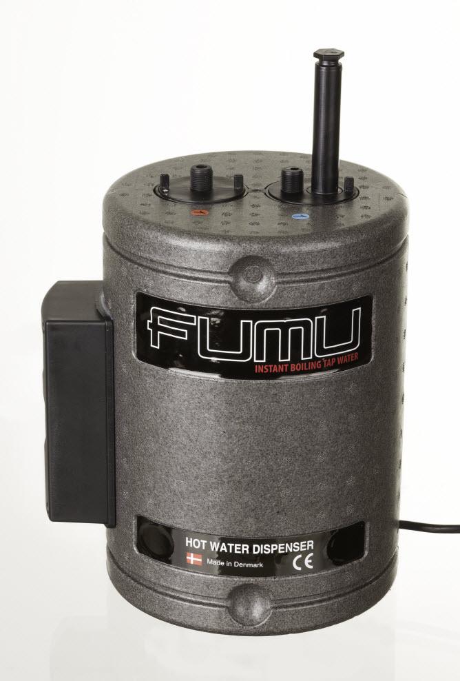 Tidssvarende FUMU 3-i-1 kogende vandhane LX-64