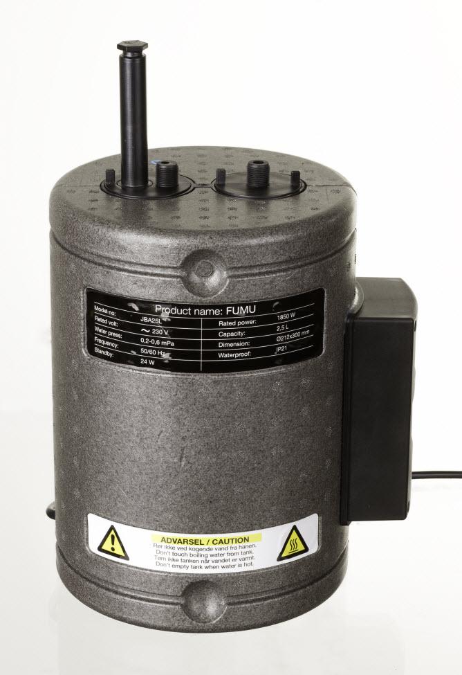 Velsete FUMU 3-i-1 kogende vandhane GL-36